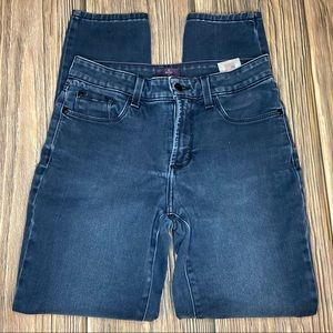 NYDJ Alina Legging Jeans size 8